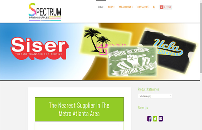 Spectrum Printing Supplies